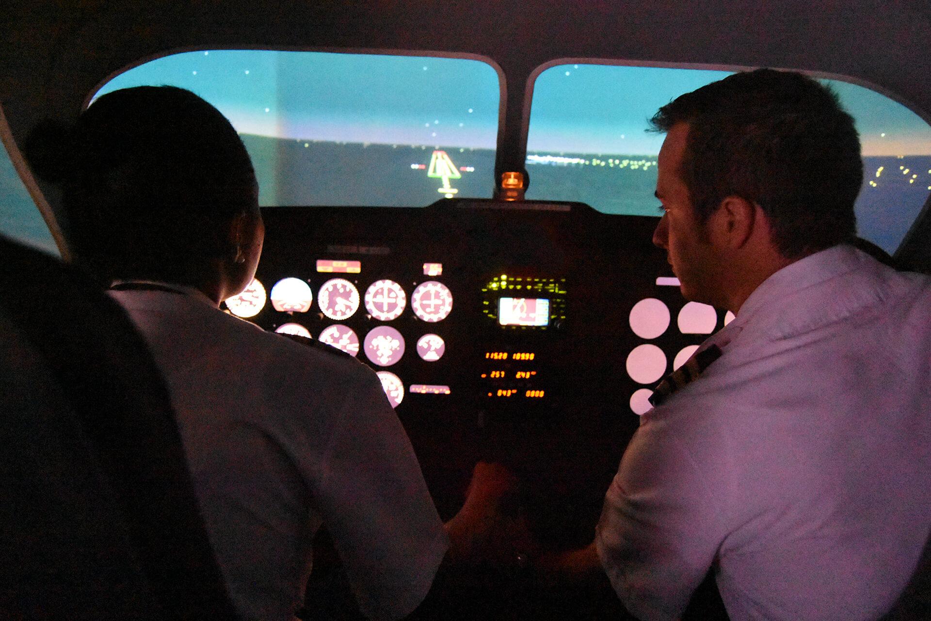 Flight Training   Loutzavia